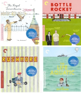 wes anderson criterion collection
