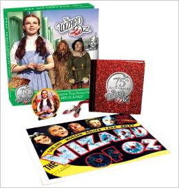 wizard of oz collectible set from amazon