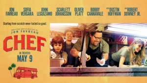 chef film poster