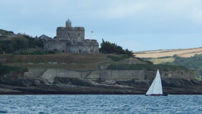 boat trip to st mawes