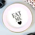eat me plate from not on the high street