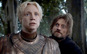game of thrones brienne of tarth jamie lannister