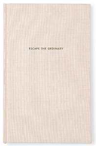 kate spade escape the ordinary journal from selfridges