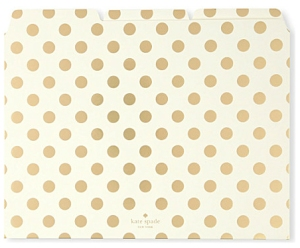 kate spade folders from selfridges