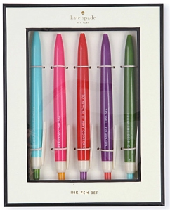 kate spade pens from selfridges