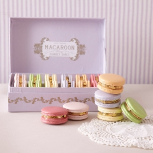 macaroons trinket box from not on the high street
