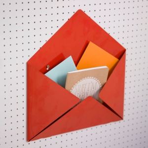mail box tidy from not on the high street