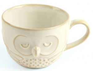 owl teacup from paperchase