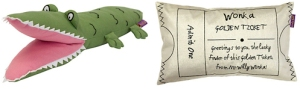 roald dahl day: cushions