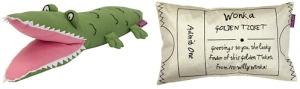 roald dahl day: cushions