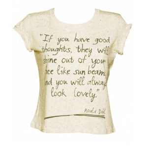 roald dahl day: t-shirt