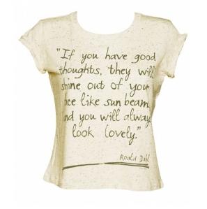 roald dahl day: t-shirt