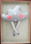soft cloud toy from folksy