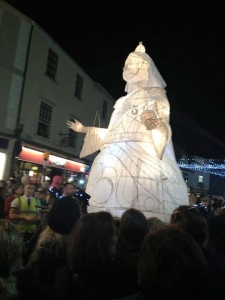 truro city of lights parade