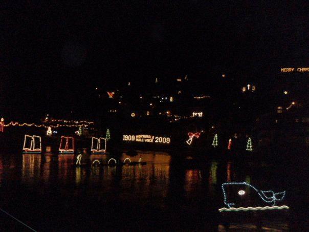 mousehole christmas lights