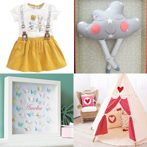 baby girl pinterest board