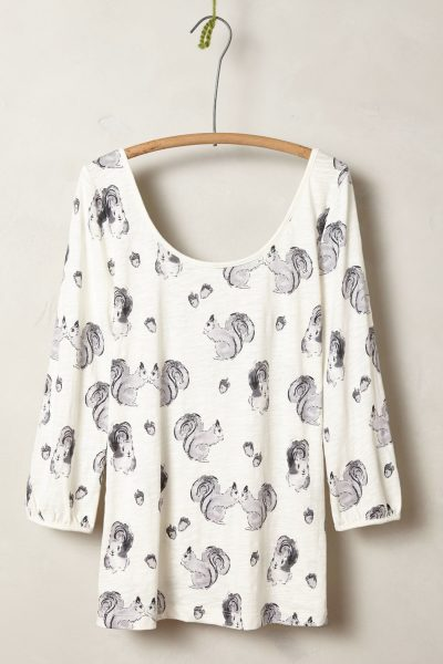 forest fete tunic from anthropologie