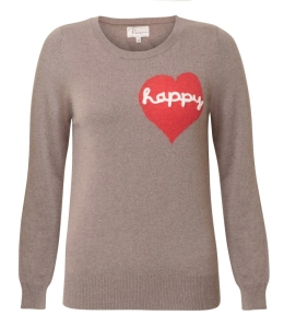 happy jumper from oliver bonas