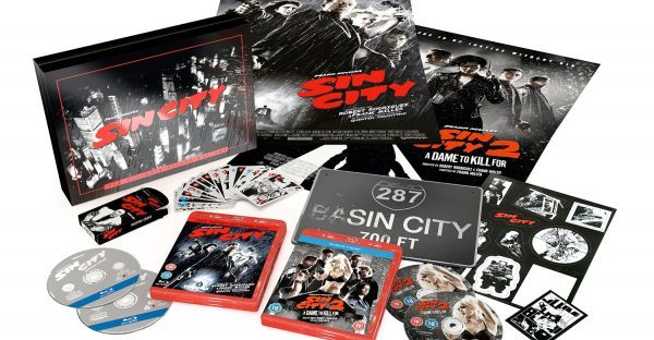 sin city ultimate killer edition