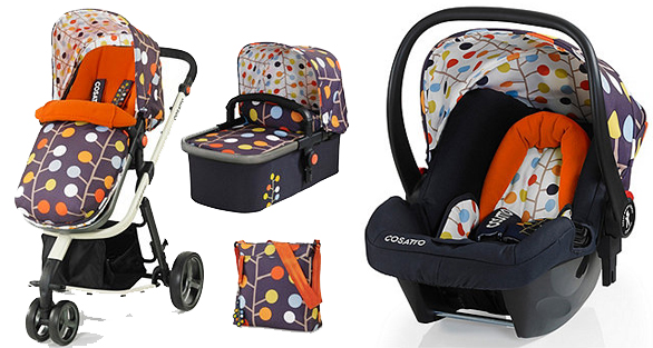 cosatto travel system from Mothercare