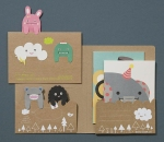 happy travellers stationery pack from not on the high street