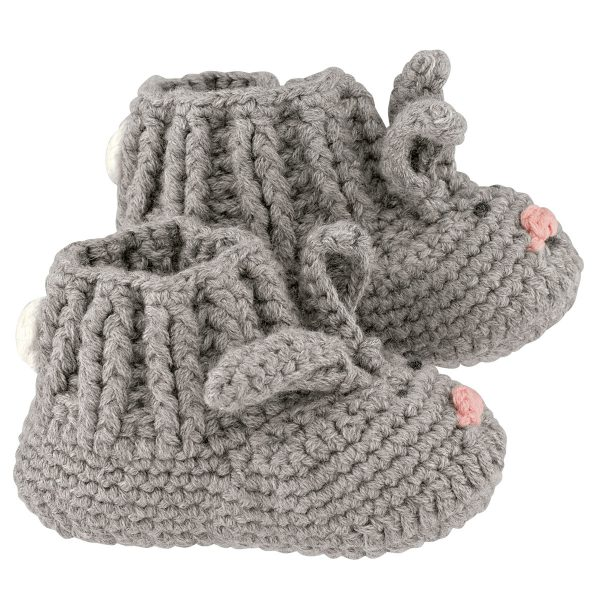 knitted bunny booties from cath kidston