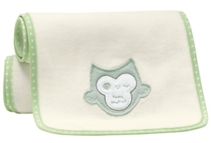 olive and henri burp cloths from toys r us