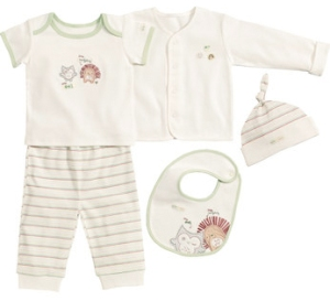 olive and henri five piece set from toys r us