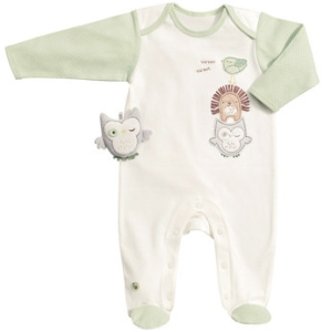 olive and henri sleepsuit and toy from toys r us