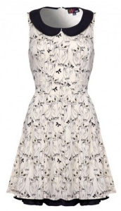 owl dress from yumi