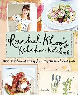 rachel khoo's kitchen notes from amazon