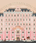 the grand budapest hotel book from abrams & chronicle