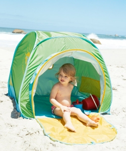 baby sun tent from mothercare