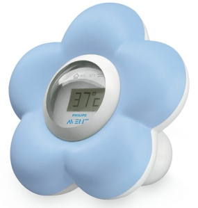 bath and room thermometer from mothercare