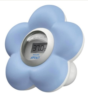 bedroom and bath thermometer from tesco