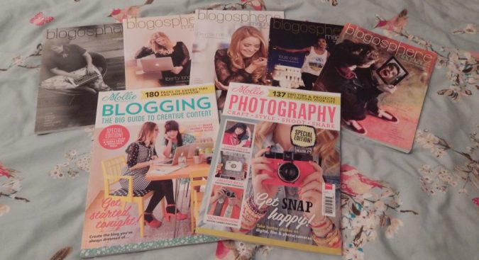 blogging magazines