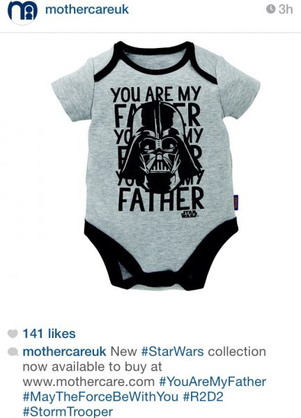 instagram mothercare