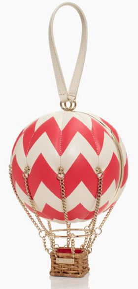 kate spade hot air balloon bag