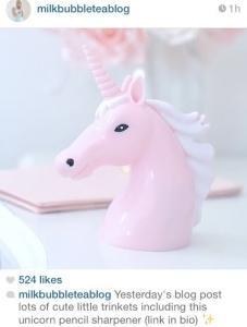 milkbubbleteablog instagram
