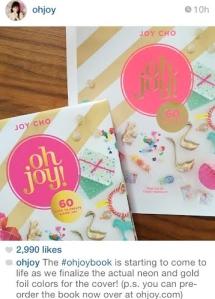 ohjoy instagram