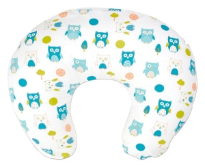 owl nursing pillow from mothercare