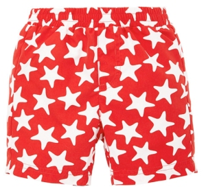 star print swimming shorts from mothercare