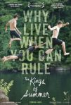 the kings of summer film poster