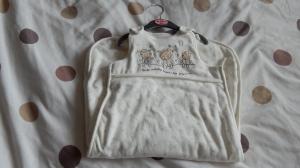baby sleeping bag from Primark