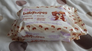baby wipes from primark