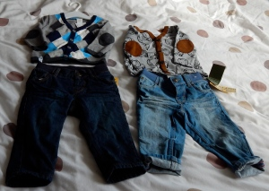 baby boy outfits from H&M