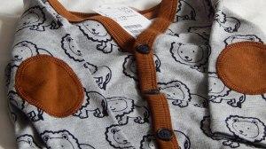 baby boy cardigan from H&M