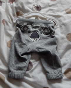 jogging bottoms from H&M
