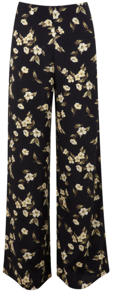 floral trousers from miss selfridgeq