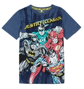 justice league tshirt from marks and spencer